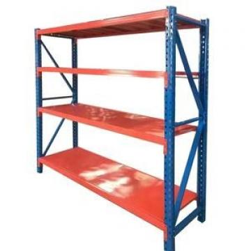Customized Adjustable Heavy Duty 5 Tiers Garden Warehouse Stainless Steel Storage Rack