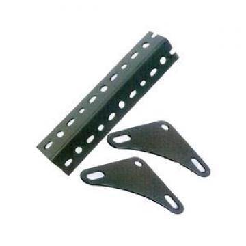 Factory Price hot rolled carbon equal or unequal steel angle iron corner bracket steel angle bar with holes
