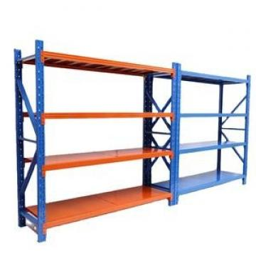 Steel Double Deep Warehouse Storage Shelving
