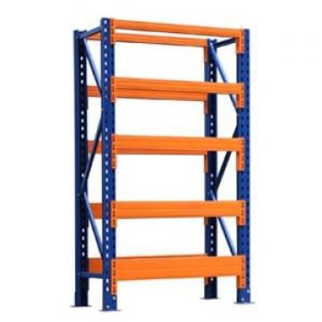 4 Shelf Storage Steel Heavy Duty Industrial Racking Storage Retail Shelving Systems