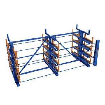 Stackable pallet rack/foldable racking