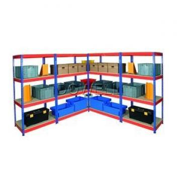 metal shelving gondola unit with high quality and heavy loading capacity