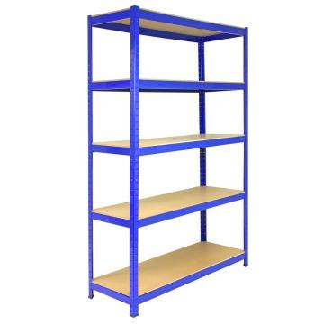 5 layers easy installation wire shelving and metal rack for storage