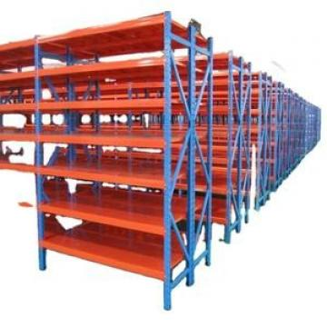 Heavy Duty Teardrop Pallet Rack, Warehouse Storage Rack System, Pallet Racking System