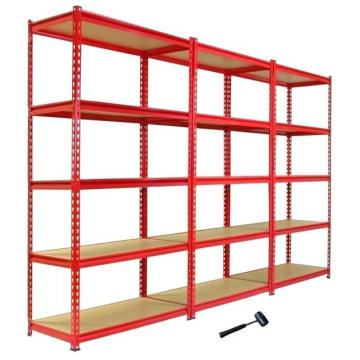 warehouse storage equipment adjustable longspan shelving system