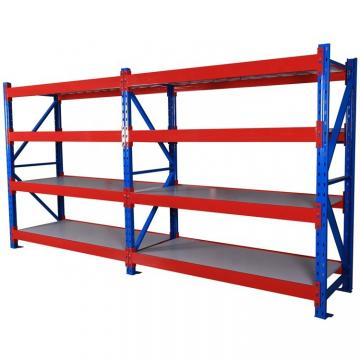 High Quality 5 Shelves Unit,store shlf Used Metal supermarket racking for store