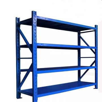 Adjustable warehouse steel pipe cantilever pallet racking for rebar storage