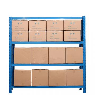 Retail warehouse pallet rack numbering system/metal shelving