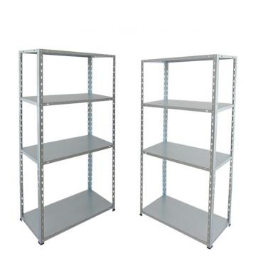 5 Tier Storage Rack Heavy Duty Adjustable Garage Shelf Steel Shelving Unit