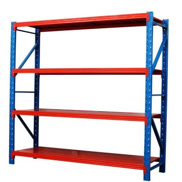 FSC Certified Particle Shelves 150kg Capacity Boltless 6 Layers Shelving Storage Racks Unit